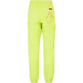 La Sportiva Sandstone Miehet Pitkät housut , vihreä